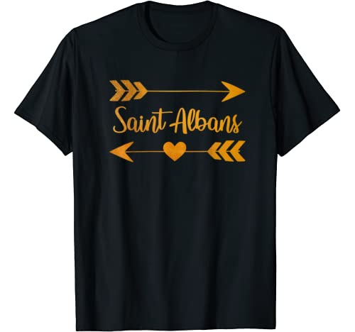 Saint Albans Wv West Virginia Funny City Home Usa Women Gift T Shirt
