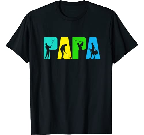 Retro Golfing Shirt Fathers Day product image