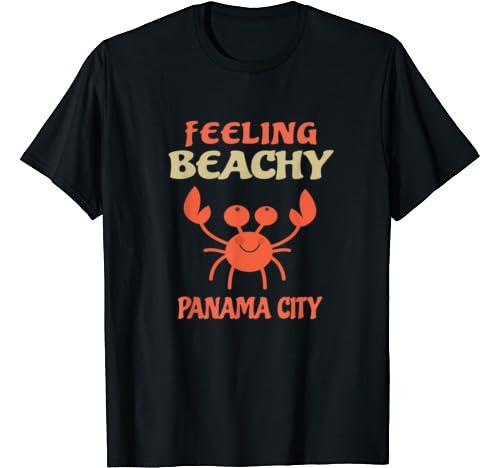 Panama City Beach Vacation   Florida Family Trip Gift T Shirt