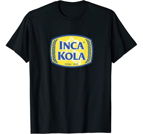 Inca Kola Near Me Peru Golden Kola Bubblegum Cream Soda T Shirt