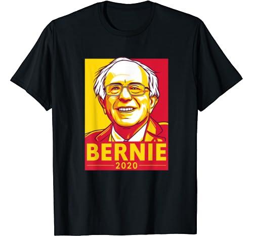 Bernie Sanders Hindsight Is 2020 Bernie 2020 Us President T Shirt