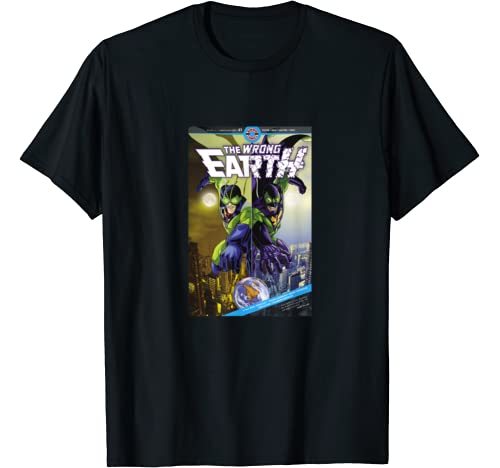 Wrong Earth #1 Cover By Jamal Igle T Shirt