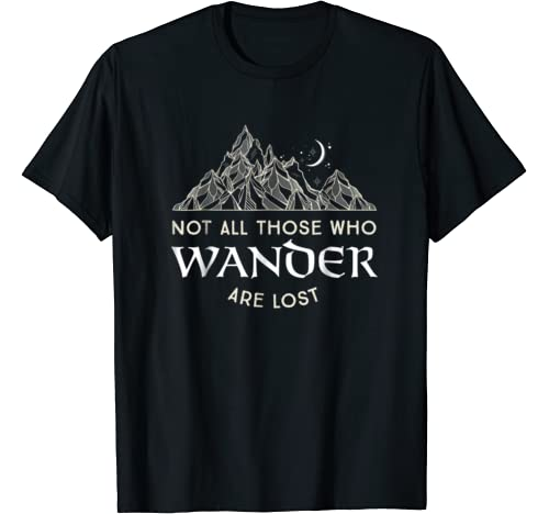 Not All Who Wander Lost product image