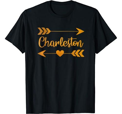 Charleston Wv West Virginia Funny City Home Usa Women Gift T Shirt
