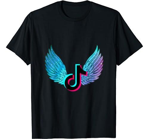 Funny Tok Tik Dance Music Dj Gift Christmas Love Sksksk Tees T Shirt