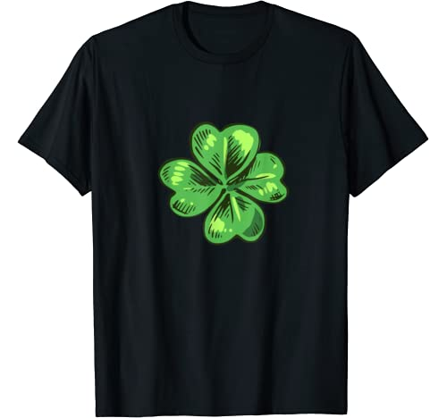 St. Patricks Day Luck Charm Green St. Pattys Day T Shirt