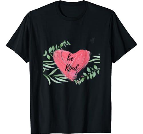 Be Kind Mental Health Awareness Design T Shirt T Shirt