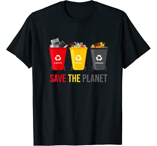 Happy Earth Day 2020   Save The Planet T Shirt