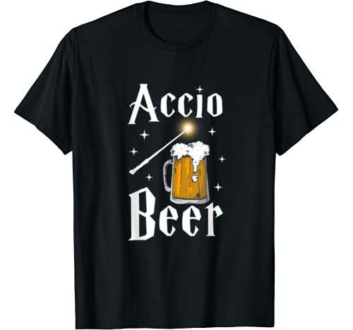 Accio Beer Pullover Hoodie T Shirt