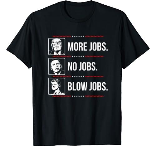Trump Obama Cinton 2020 T Shirt product image