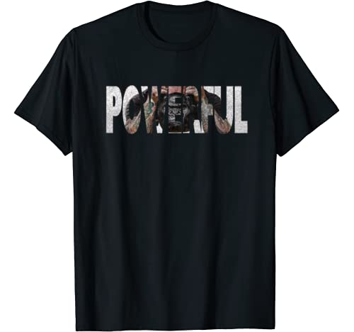Powerful Experience Gorilla Joe Conquer Your Inner Bitch T Shirt