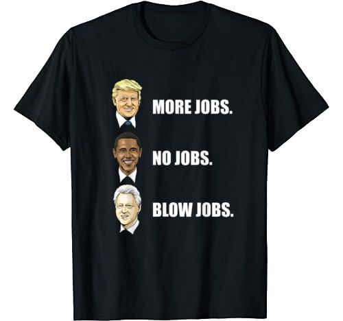 Donald Trump Obama Clinton T Shirt product image