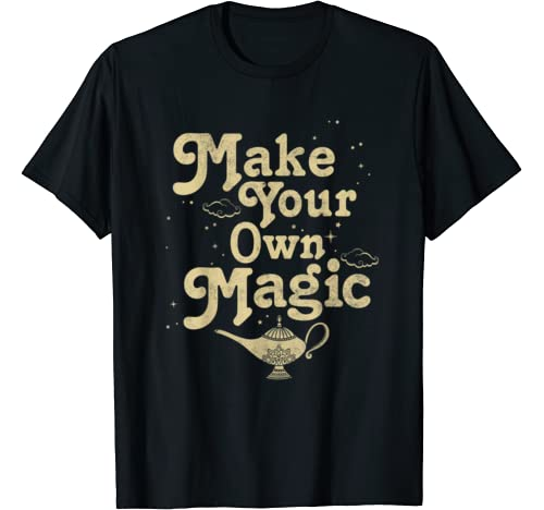 Disney Aladdin Make Your Own Magic T Shirt