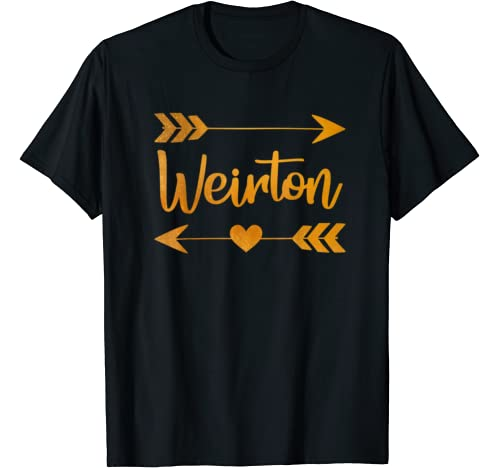 Weirton Wv West Virginia Funny City Home Usa Women Gift T Shirt
