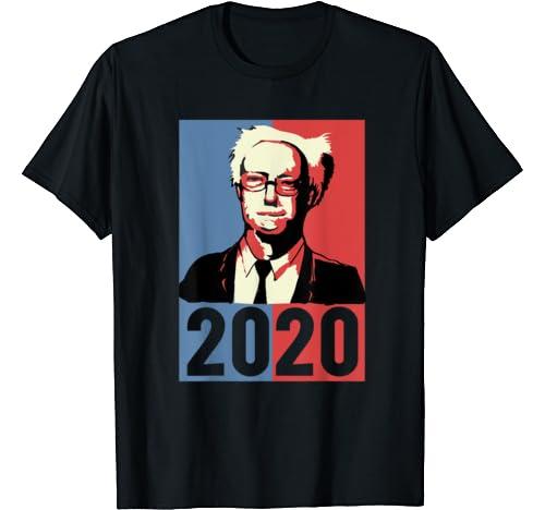Us President Election 2020, Vote For Bernie Sanders T Shirt