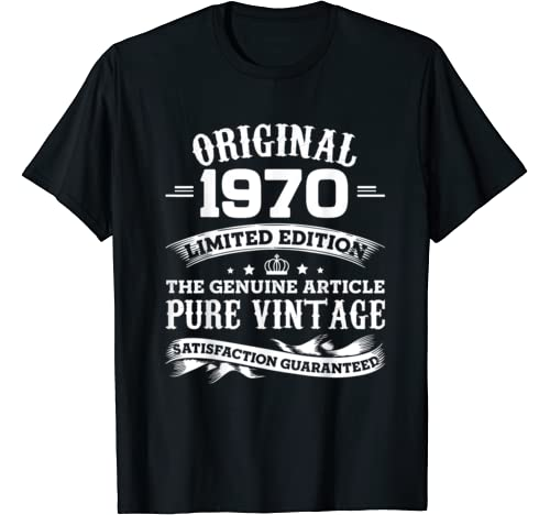 Funny 50th Birthday Shirts 50 Years Old Gifts T Shirt