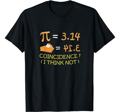 National Pi Day Tshirt   Funny Math T Shirts For Men Women T Shirt