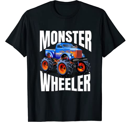 "The Best ""Monster Trucks Rule"" T Shirts On The Planet. T Shirt"