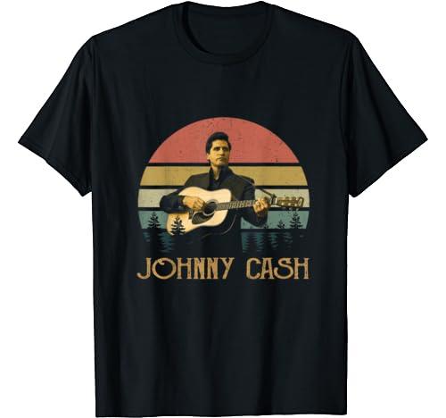 Vintage Johnny Shirt Cash Love Musician Legends Live Forever T Shirt