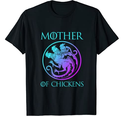 Mother Of Chickens Shirt Mothers Day Gift Chicken Mom Turkey
