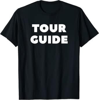 Tour Guide Travel - Holidays - Vacations T-Shirt