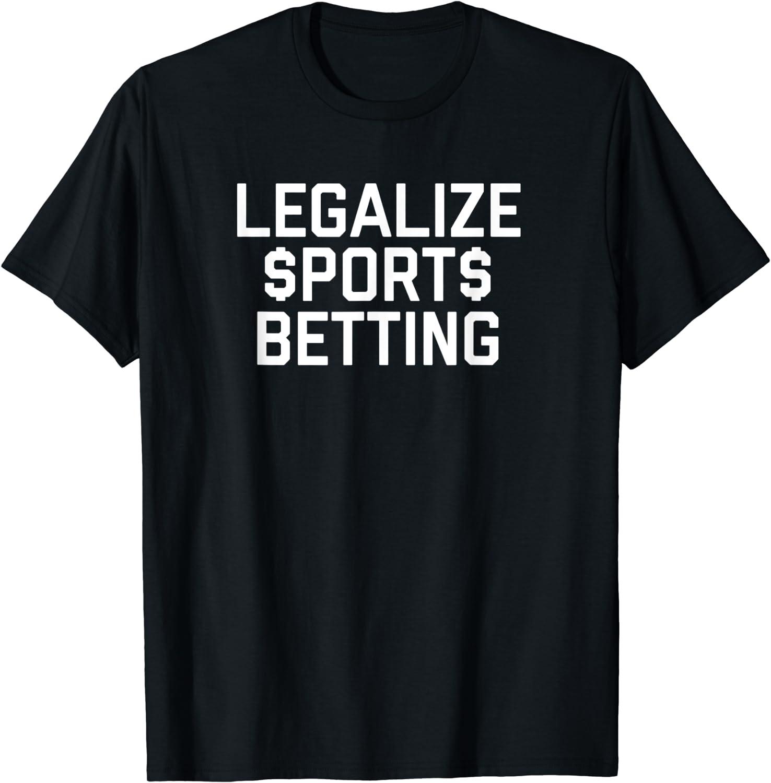 sports betting t-shirts