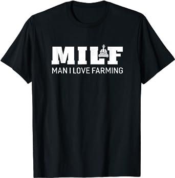 i love a farmer T-Shirt
