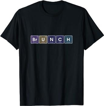 Brunch Elements | Scientific Foodie T-Shirt