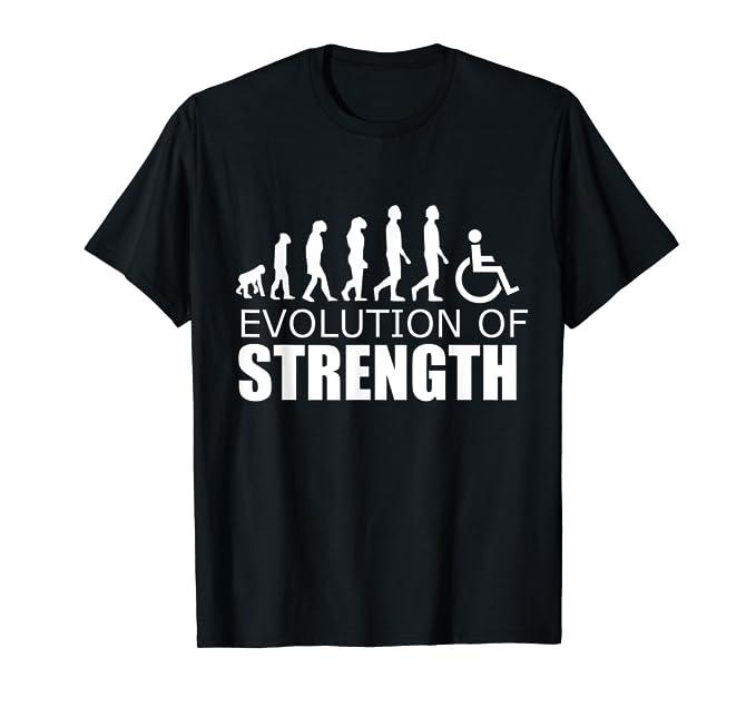 Evolution of Strength