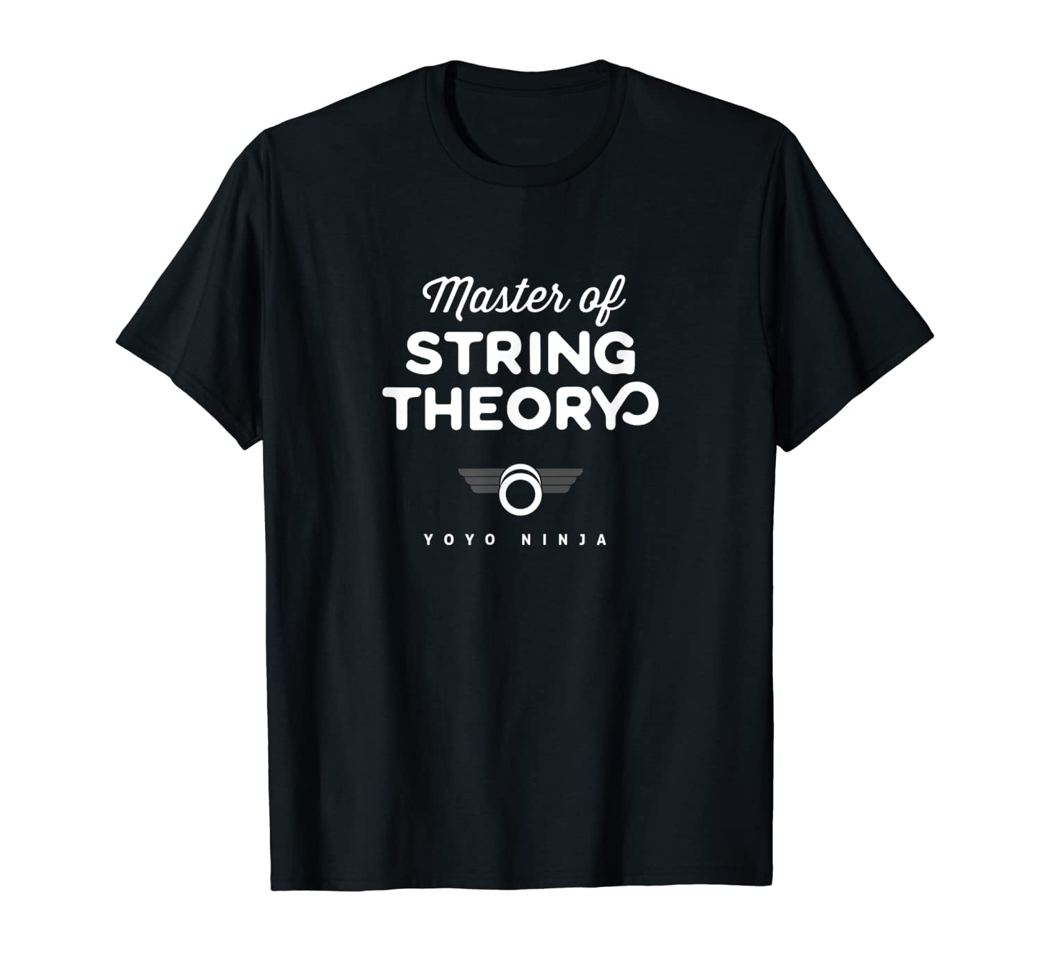 Yoyo Ninja - Master of String Theory Shirt