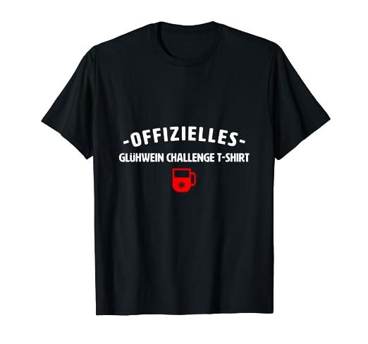 Offizielles Glühwein Challenge T Shirt L Glühweinstand T