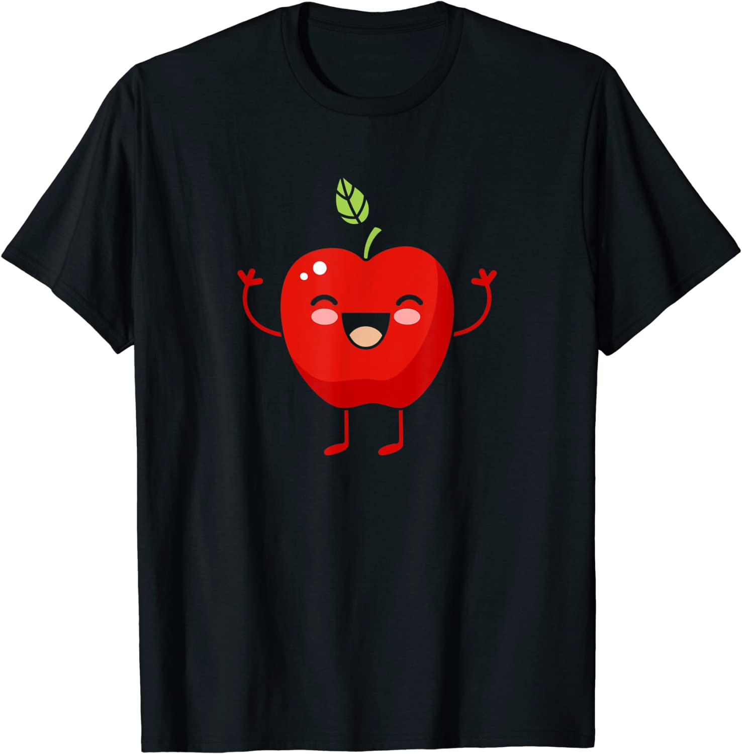 Apple - Fruit Gift Apple Lovers Fruit Themed Outfit Gift T-Shirt