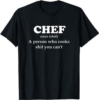 Birthday Gift Novelty tshirt clothing T-SHIRT Funny T Shirt Lets Cook