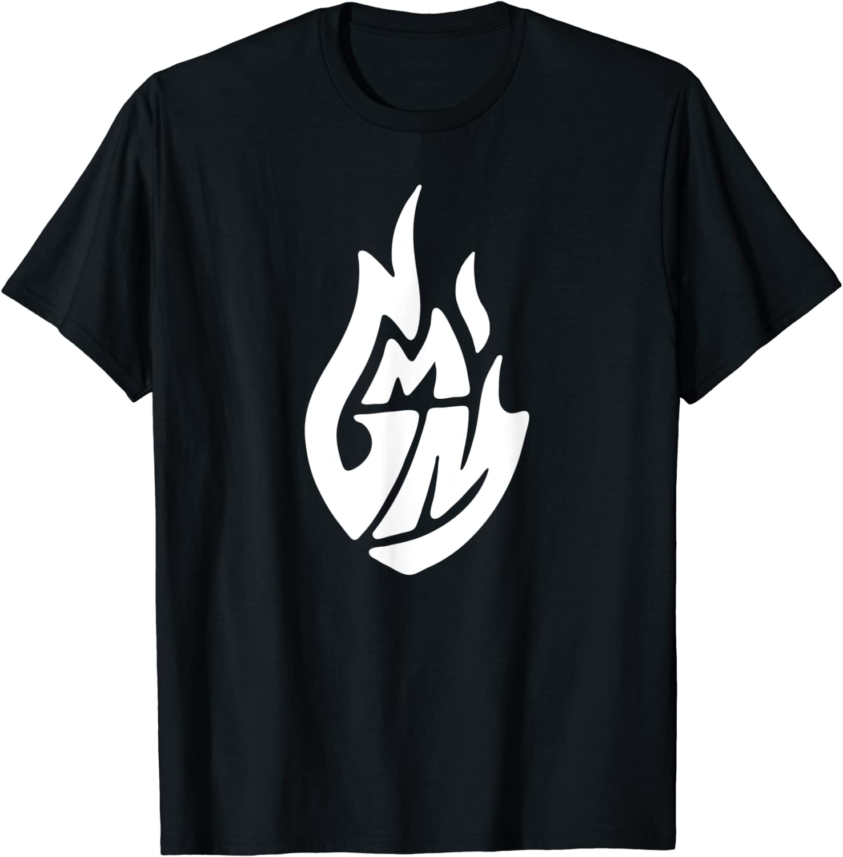 Good Mythical Morning White Logo T-Shirt