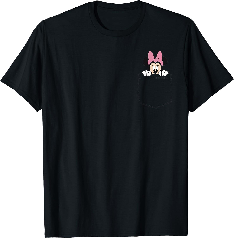 Disney Minnie Mouse Pocket T-Shirt