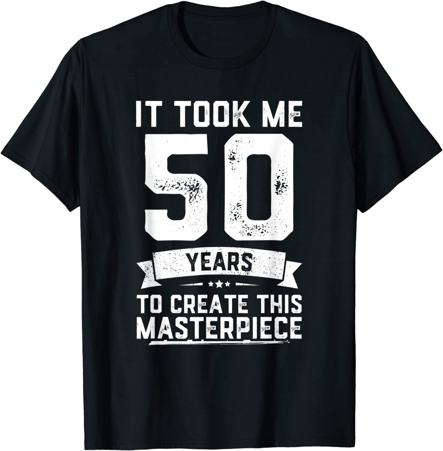 THIS GUY IS FIFTY funny 50th birthday tee xmas gift idea mens new top T SHIRT