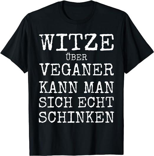 Über veganer witze Veganer sind