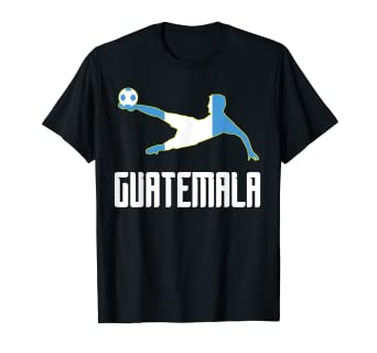 Amazon.com: Camiseta Futbol de Guatemala - Guatemalan Soccer ...