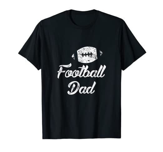 Cute com Clothing Fan Amazon Player Football Dad Mens Funny Gift Shirt