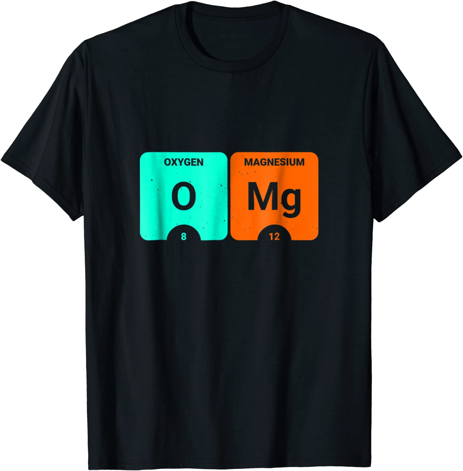 OMG Science Is Full Of Surprises WOMENS T-SHIRT mothers day nerd geek college