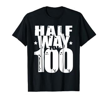 Amazon.com: 50th regalo de cumpleaños, 50 años de edad hasta ...