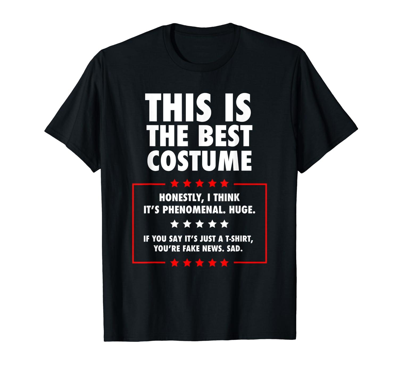 Trump Halloween Costume Shirt