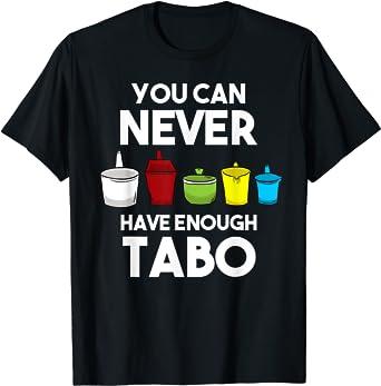 Philippines Filipino Never Enough Tabo Bucket Mug Funny T-Shirt