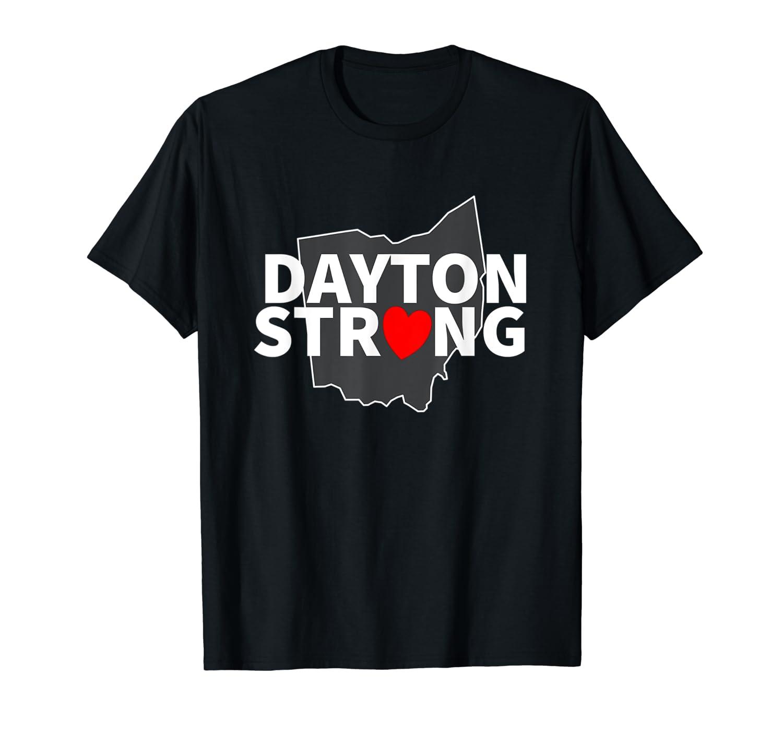 Dayton Strong Ohio Women Men T-Shirt