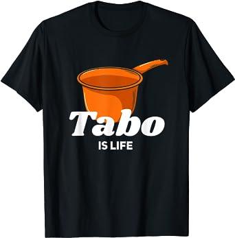Tabo Filipino Gift Philippines Hygiene T-Shirt