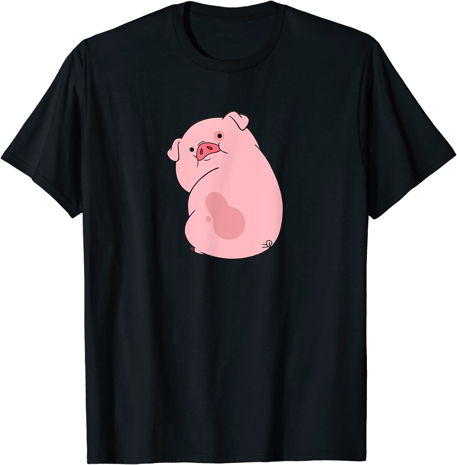 Disney Channel Gravity Falls Waddles the Pig T-Shirt