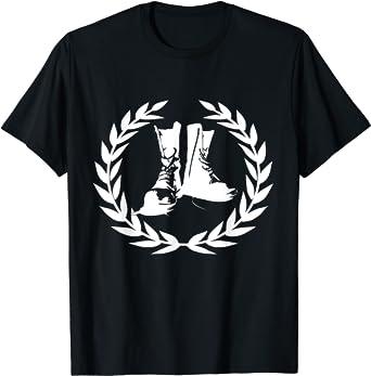 Crucified Skinhead T-shirt Skin head Oi Punk Tshirt S-XXL