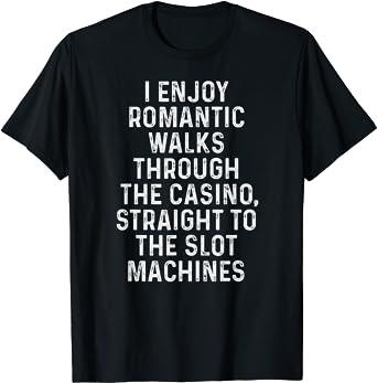 Slot Machine Gifts For Women Funny Gambling Casino Vegas T-Shirt