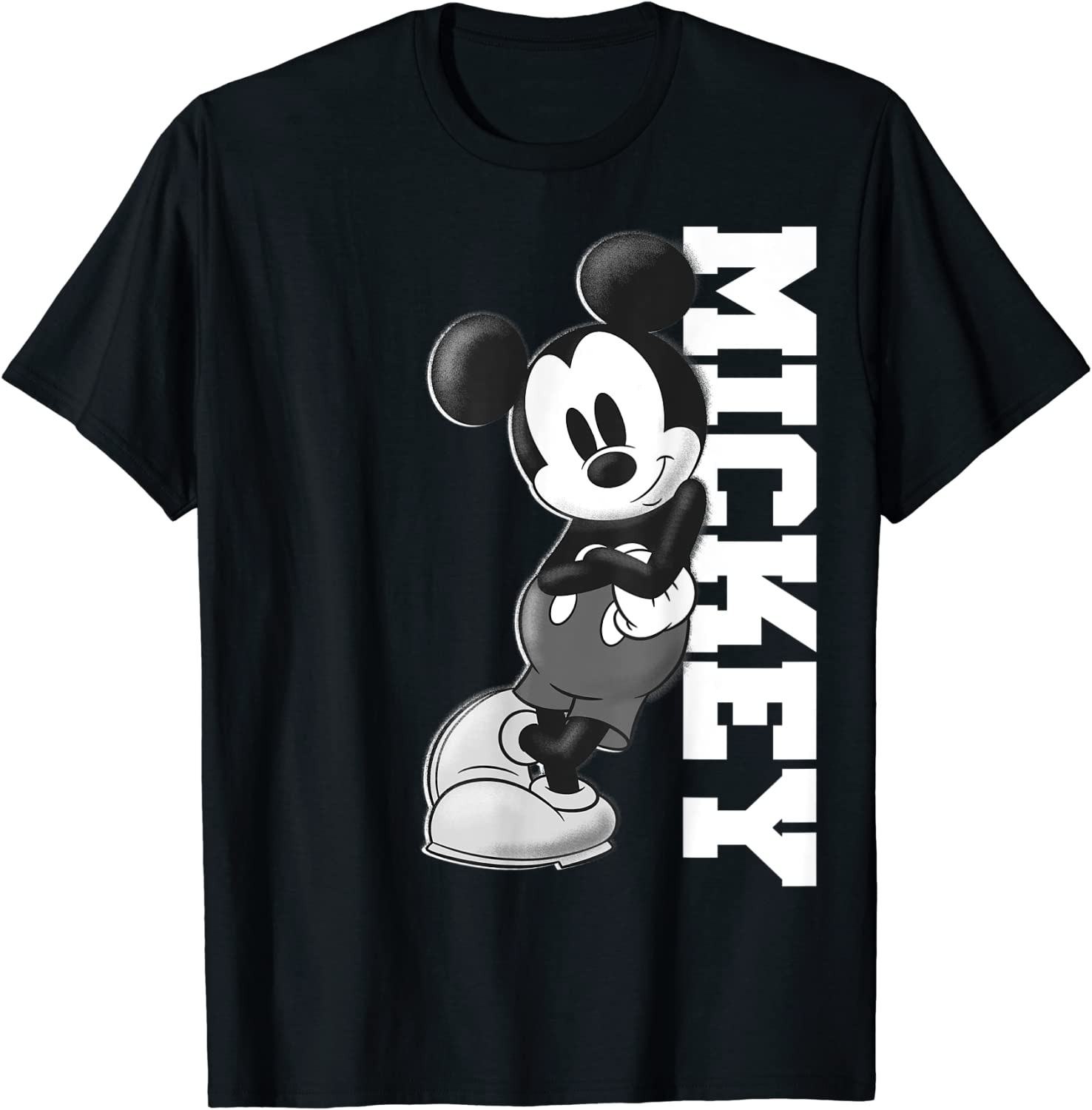Disney Mickey And Friends Mickey Mouse Lean T-Shirt