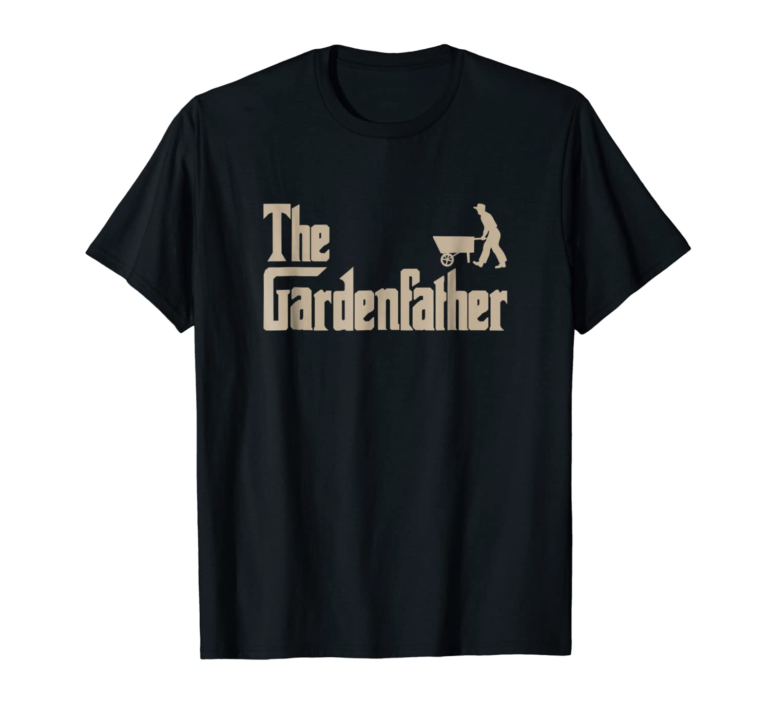 Mens Best Gardening Father Gifts The Gardenfather Men Tee Shirts